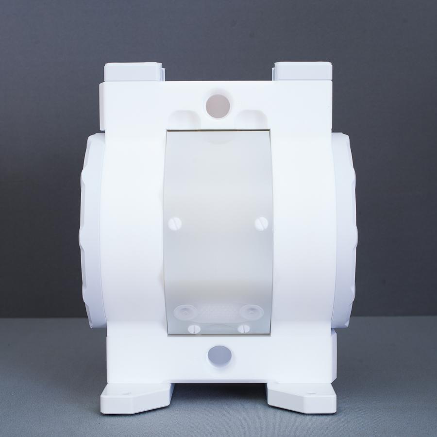 Ashton Pumps AT06 TFTFTFTF Teflon Air-Operated Double Diaphragm Pump