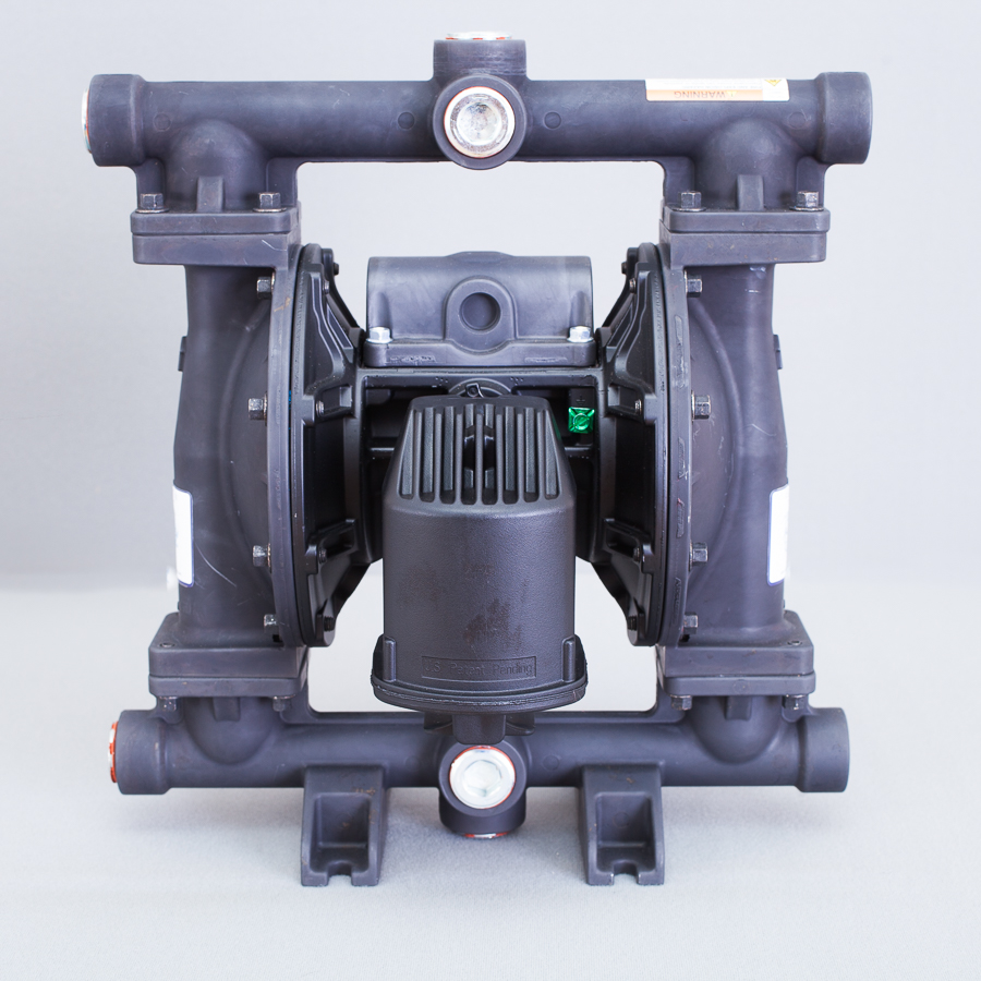 Ashton Pump Air Operated Diaphragm Pump AA25 METALLIC