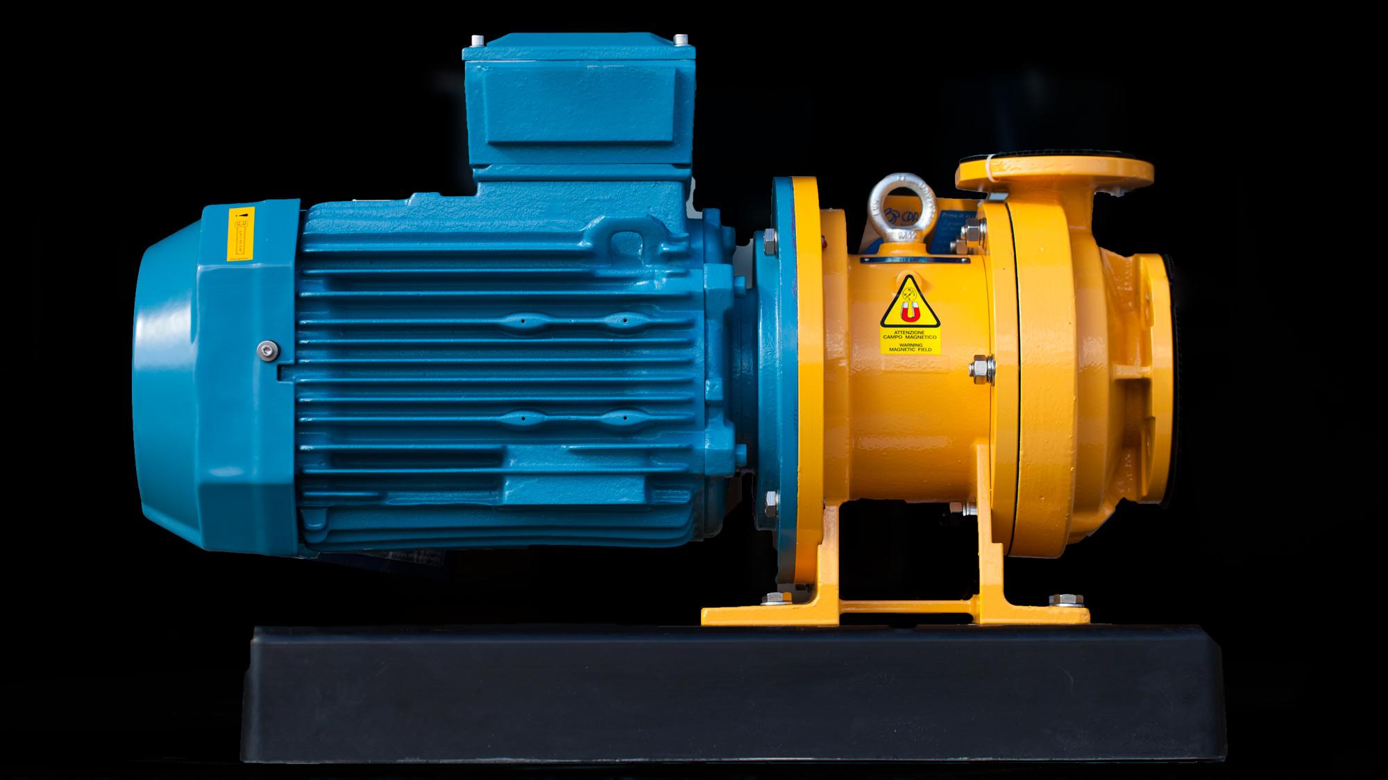 Magnetic Drive Pumps by CDR Pumps (UK) Ltd