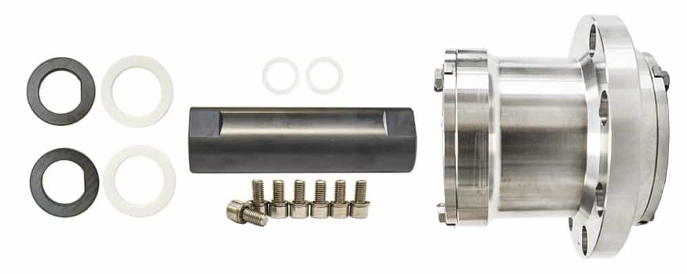The cartridge assembly for the UTS range of mag drive pumps differs somewhat