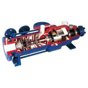 refrigeration pump, side channel pump