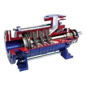 pumps for gasoline blending, side channel pumps