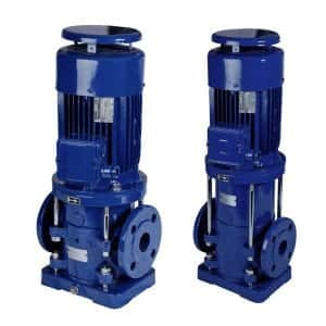 Pumps for emptying underground tanks, side channel pumps