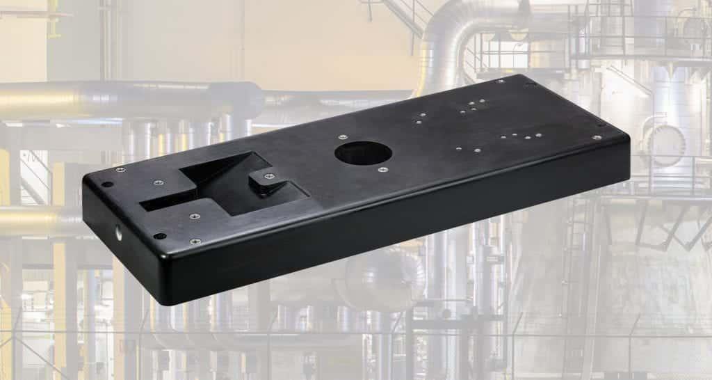 Polymer concrete baseplates