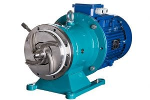 Stainless Steel Solids Handling Mag Drive Pump